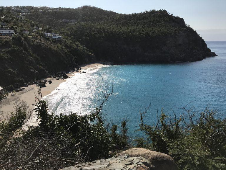 Shell Bay, St Barts