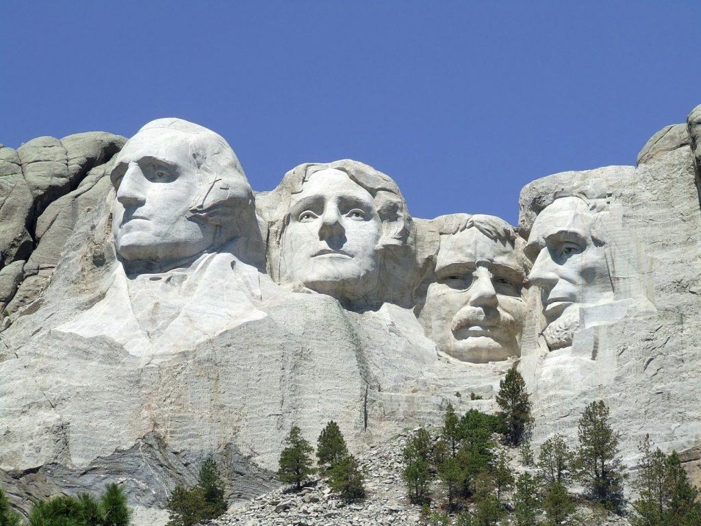 Mountr Rushmore