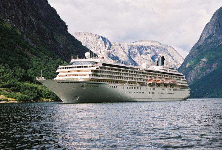 Crystal Symphony Norway Fjord
