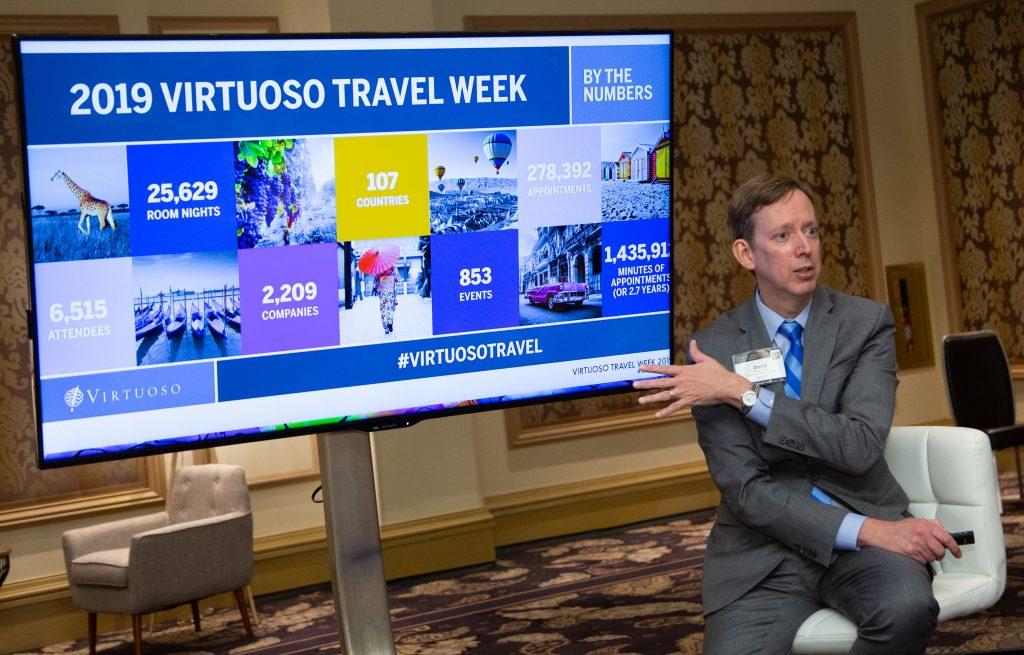 Virtuoso Travel Week 2019, Virtuoso Travel Week 2019