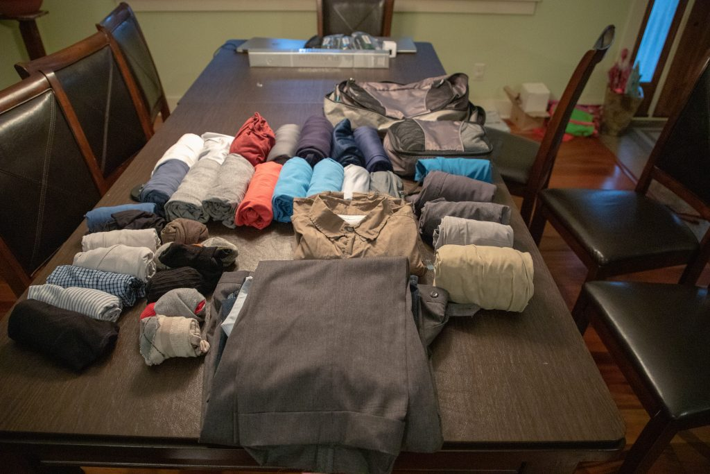 How to pack for an around-the-world family adventure, How to Pack for an Around-the-World Family Adventure