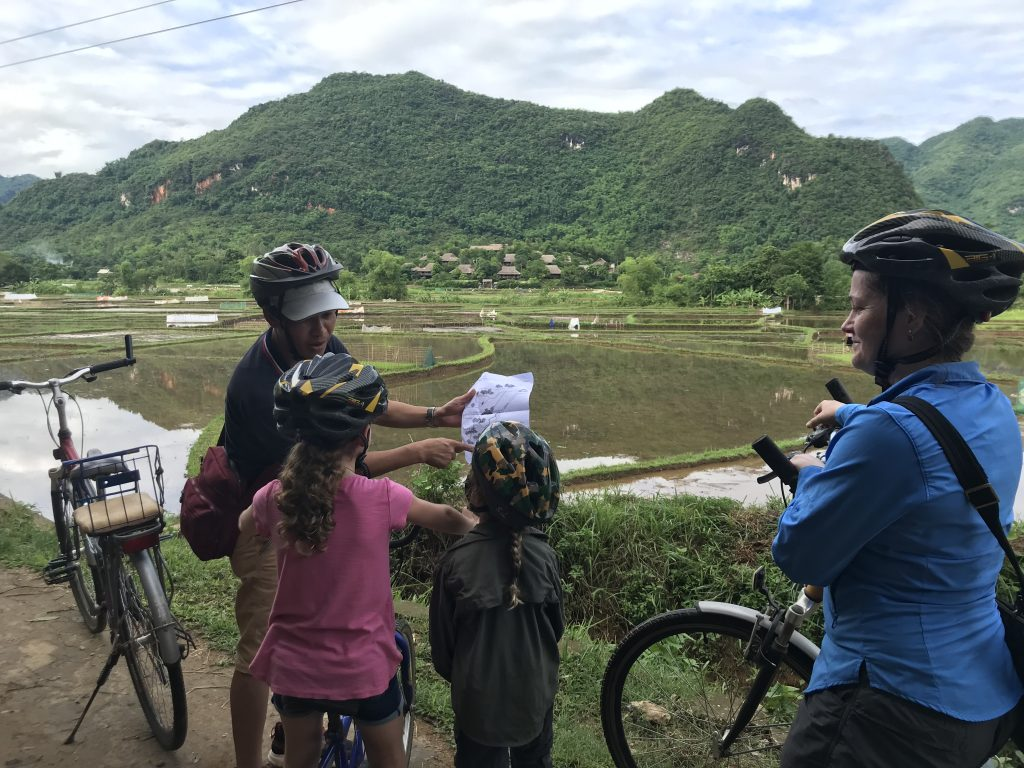 Vietnam family travel, Vietnam & Singapore