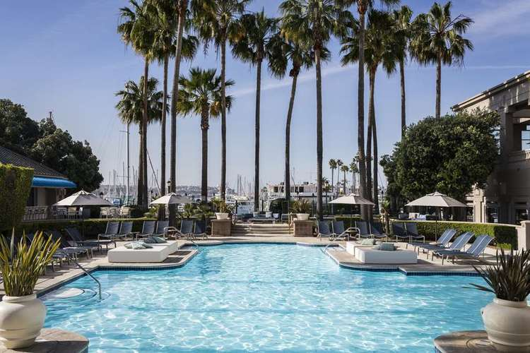 RC Marina del Ray Pool