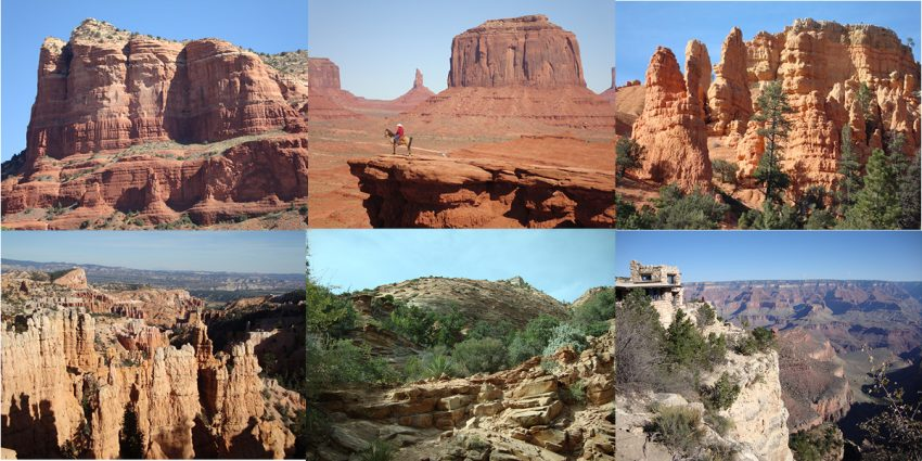 , Debbie's adventure through America's Canyonlands with Tauck Tours