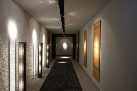 Guest hallways