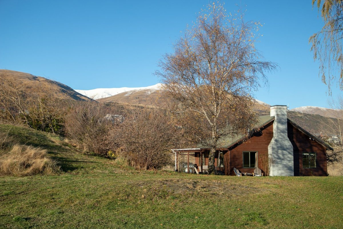 Our Arrowtown Country Cottage