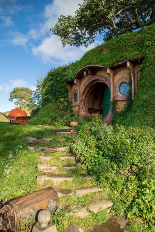 The home of Bilbo Baggins
