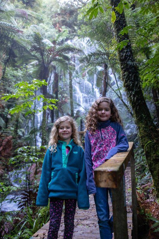 Bridal Veil Falls at Treetops