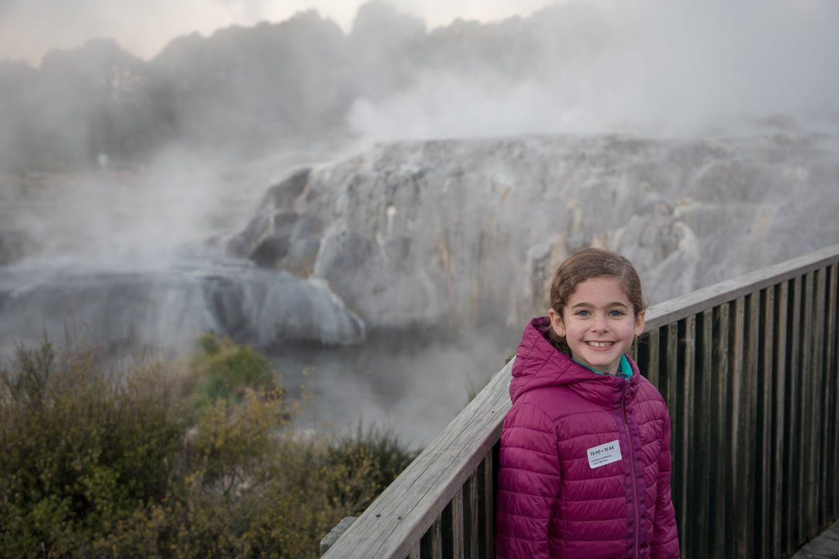 Rotorua Thermal Pools