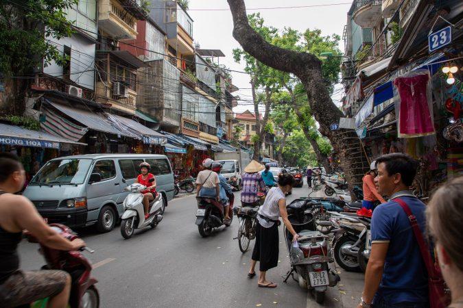 Family trip to Vietnam, Northern Vietnam