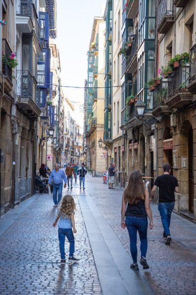 Barcelona Bilbao Santiago de Compostela, Barcelona, Bilbao, & Santiago de Compostela