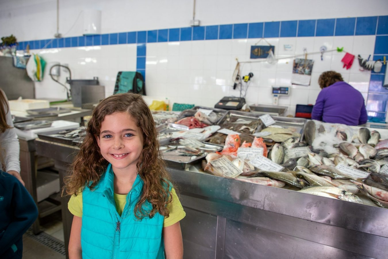Vilamoura Fish Market