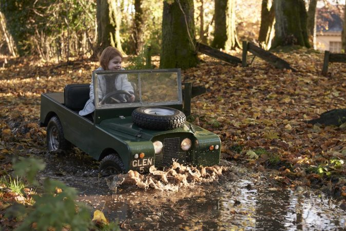 Gleneagles Family Mini Off Road