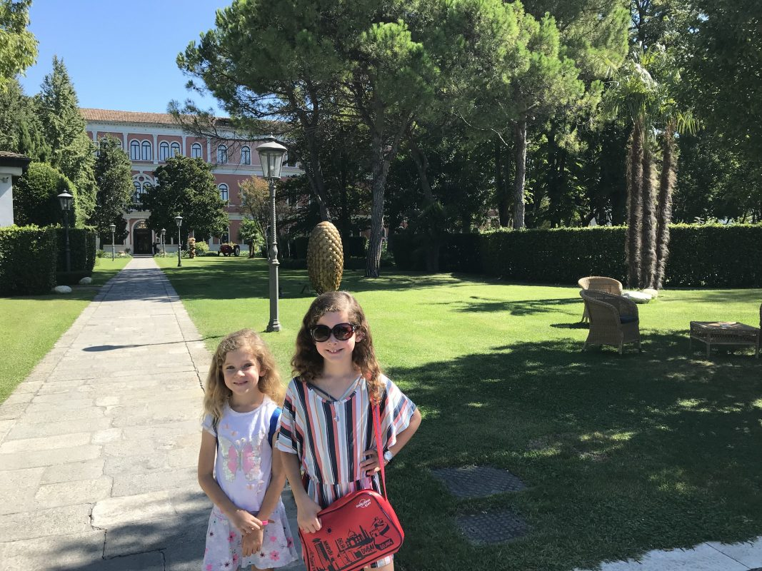 , Italy with Emily P
