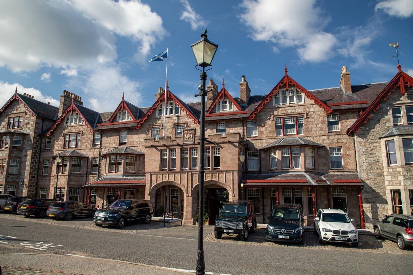 The Fife Arms Hotel